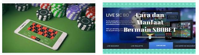 Keuntungan tips casino online sbobet